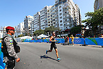 General view, <br /> AUGUST 18, 2016 - Triathlon : <br /> Men's Final <br /> at Fort Copacabana <br /> during the Rio 2016 Olympic Games in Rio de Janeiro, Brazil. <br /> (Photo by Sho Tamura/AFLO SPORT)