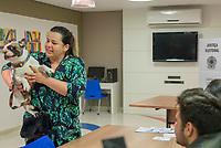 SÃO PAULO, SP, 28.10.2018 - ELEIÇÕES-2018 - Movimentação de eleitores durante votação do segundo turno no colégio Brazilian International School, neste domingo, 28, no bairro de Indianópolis em São Paulo. (Foto: Anderson Lira/Brazil Photo Press)