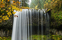 Middle North Falls, Silverfalls State Park, Oregon