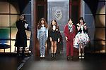 Kiko Mizuhara and Pim Sukhhuts, Mar 17, 2014 : Kiko Mizuhara attends designer Pim Sukhhuts 'Sretsis' runway JFW A/SW 2014-15 on 17 Mar 2014 Shibuya Hikarie Tokyo Japan