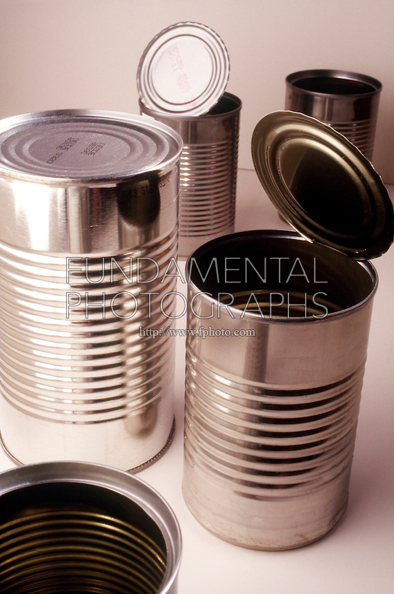 TIN PLATED STEEL CANS<br /> Used For Food Storage<br /> Electrolytic tinplate provides a coating on the steel that protects the contents of the can, providing corrosion resistance.