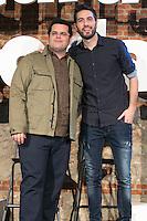 "Dani Martinez and Josh Gad attends the ""The Wedding Ringer"" Presentation at Matadero, Madrid,  Spain. February 05, 2015.(ALTERPHOTOS/)Carlos Dafonte) /NORTEphoto.com"