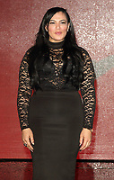Michelle John at The Voice - finalists red carpet at LH2 Studios, London on March 29th 2017<br /> CAP/ROS<br /> &copy; Steve Ross/Capital Pictures /MediaPunch ***NORTH AND SOUTH AMERICAS ONLY***