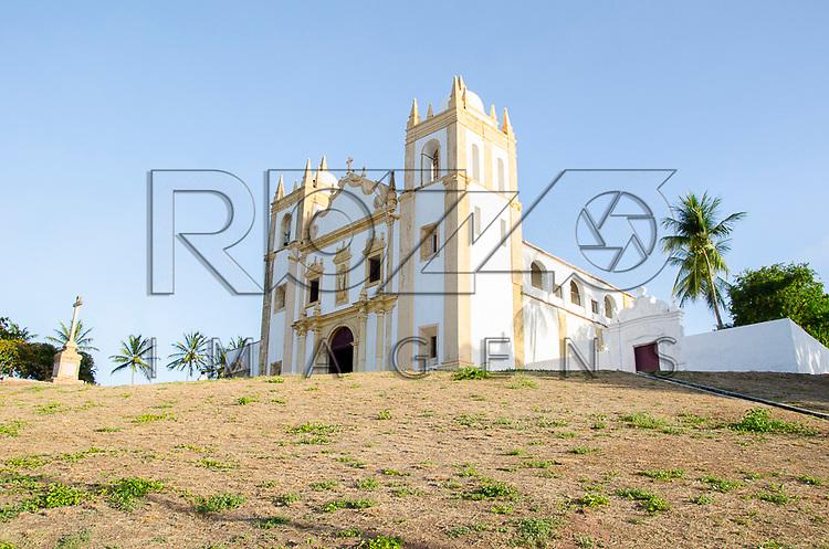 Igreja do Carmo - reconstrução de 1720 - Praça do Carmo, igreja mais antiga da Ordem Carmelita no Brasil datada de 1588, Olinda - PE, 12/2012.