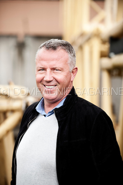 Olivier Dufour from the Groupe Dufour construction company (Belgium, 22/10/2014)