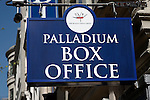 Palladium theatre London Box Office