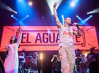 CIUDAD DE MEXICO, D.F. 22 de noviembre.-  Ileana Cabra Joglar y René Pérez Joglar, Residente, del  grupo Calle 13 en el Palacio de los Deportes de la Ciudad de México, 22 de noviembre de 2014.  FOTO: ALEJANDRO MELENDEZ<br /> <br /> CIUDAD DE MEXICO, DF 22 November.- Ileana Cabra Joglar and René Pérez Joglar Residente of Calle 13 at the Palacio de los Deportes in Mexico City, November 22, 2014. PHOTO: ALEJANDRO MELENDEZ