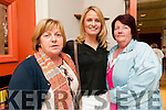 Fundraiser: Attending the Presentation Convent, Listowel fundraiser bingo eevent at the school hall on Sunday last were Dolly Stack, Elaine Kinsella, Radio Kerry & Marcella Hannon.