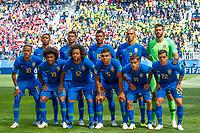 Brazil vs Costa Rica, June 22, 2018