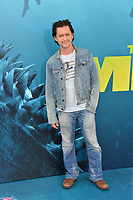 "LOS ANGELES, CA - August 06, 2018: Clifton Collins Jr. at the US premiere of ""The Meg"" at the TCL Chinese Theatre"