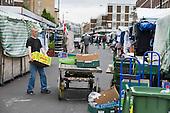 Church Street market, West London