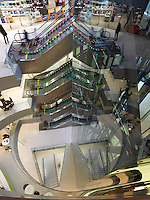 Centro Polaris; Chiasso; Switzerland, Centro Ovale, Shopping center, Architetto Ostinelli