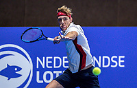 Alphen aan den Rijn, Netherlands, December 13, 2018, Tennispark Nieuwe Sloot, Ned. Loterij NK Tennis, Scott Griekspoor (NED)<br /> Photo: Tennisimages/Henk Koster