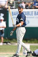 July 28th 2007:  Chris Dominguez during the Cape Cod League All-Star Game at Spillane Field in Wareham, MA.  Photo by Mike Janes/Four Seam Images