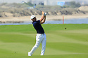 Jordan Smith (ENG) during the final round of the NBO Open played at Al Mouj Golf, Muscat, Sultanate of Oman. <br /> 18/02/2018.<br /> Picture: Golffile | Phil Inglis<br /> <br /> <br /> All photo usage must carry mandatory copyright credit (&copy; Golffile | Phil Inglis)