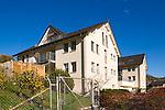 Hochstativvergleichsaufnahme von der Kirche in Bendern, Gamprin, Liechtenstein..Foto: Paul Trummer, Mauren, Liechtenstein