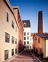 Mill complex, Georgiaville, RI (ROV-364b