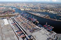 Deutschland, Hamburg, CTA, Container Terminal Hamburg