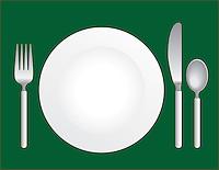 Dining Illustrations