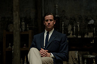 FINAL PORTRAIT (2017)<br /> ARMIE HAMMER<br /> *Filmstill - Editorial Use Only*<br /> CAP/FB<br /> Image supplied by Capital Pictures