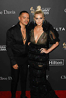 BEVERLY HILLS, CA- FEBRUARY 09: Evan Ross and Ashlee Simpson at the Clive Davis Pre-Grammy Gala and Salute to Industry Icons held at The Beverly Hilton on February 9, 2019 in Beverly Hills, California.      <br /> CAP/MPI/IS<br /> ©IS/MPI/Capital Pictures