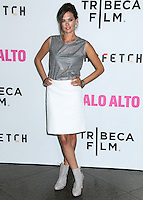 "LOS ANGELES, CA, USA - MAY 05: C.C. Sheffield at the Los Angeles Premiere Of Tribeca Film's ""Palo Alto"" held at the Directors Guild of America on May 5, 2014 in Los Angeles, California, United States. (Photo by Celebrity Monitor)"
