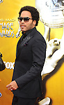 LOS ANGELES, CA. - February 26: Lenny Kravitz arrives at the 41st NAACP Image Awards at The Shrine Auditorium on February 26, 2010 in Los Angeles, California.
