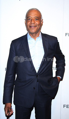 NEW YORK, NY April 21, 2017  Ron Claiborne  attend 2017 Tribeca Film Festival premiere of The Handmaid's Tale  at BMCC Tribeca PAC in New York April 21,  2017. Credit:RW/MediaPunch