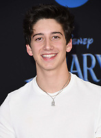 29 November 2018 - Hollywood, California - Milo Manheim . &quot;Mary Poppins Returns&quot; Los Angeles Premiere held at The Dolby Theatre.   <br /> CAP/ADM/BT<br /> &copy;BT/ADM/Capital Pictures