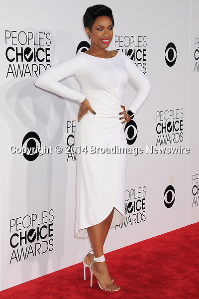 Pictured: Jennifer Hudson<br /> Mandatory Credit &copy; Gilbert Flores /Broadimage<br /> 2014 People's Choice Awards <br /> <br /> 1/8/14, Los Angeles, California, United States of America<br /> Reference: 010814_GFLA_BDG_189<br /> <br /> Broadimage Newswire<br /> Los Angeles 1+  (310) 301-1027<br /> New York      1+  (646) 827-9134<br /> sales@broadimage.com<br /> http://www.broadimage.com