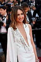 Elsa Zylberstein at the gala screening for &quot;The Eternals&quot; at the 71st Festival de Cannes, Cannes, France 11 May 2018<br /> Picture: Paul Smith/Featureflash/SilverHub 0208 004 5359 sales@silverhubmedia.com