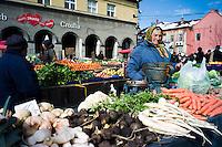 Zagreb's market