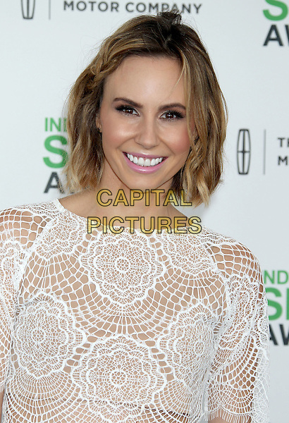 1 March 2014 - Santa Monica, California - Keltie Knight. 2014 Film Independent Spirit Awards held at Santa Monica Beach. <br /> CAP/ADM/RE<br /> &copy;Russ Elliot/AdMedia/Capital Pictures