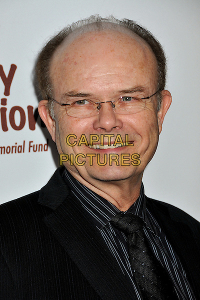KURTWOOD SMITH & WIFE JOAN .2nd Annual Peter Boyle Comedy Celebration at the Wilshire Ebell Theatre, Los Angeles, CA, USA, .15 November 2008 .portrait headshot black tie  glasses  .CAP/ADM/BP.©Byron Purvis/Admedia/Capital PIctures