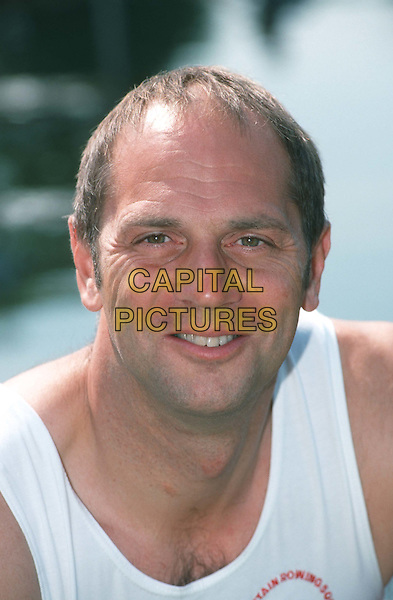 SIR STEVEN REDGRAVE.Ref: 10936.headshot, portrait.*RAW SCAN - photo will be adjusted for publication*.www.capitalpictures.com.sales@capitalpictures.com.© Capital Pictures
