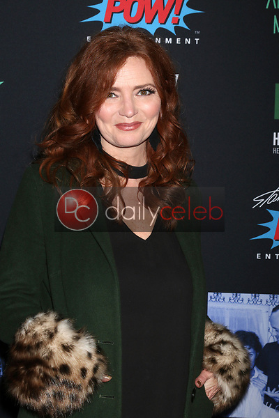 "Brigid Brannagh<br /> at ""Excelsior! A Celebration of the Amazing, Fantastic, Incredible & Uncanny Life of Stan Lee,"" TCL Chinese Theater, Hollywood, CA 01-30-19<br /> David Edwards/DailyCeleb.com 818-249-4998"