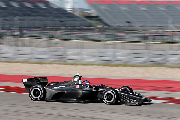 2019-02-13 IndyCar Preseason Test
