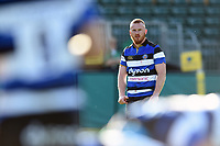 Rory Jennings of Bath United looks on. Aviva A-League match, between Bath United and Saracens Storm on September 1, 2017 at the Recreation Ground in Bath, England. Photo by: Patrick Khachfe / Onside Images