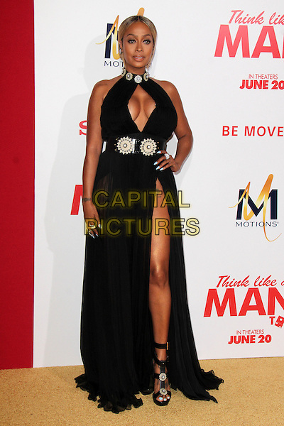 HOLLYWOOD, CA - June 10: La La Anthony at the &quot;Think Like A Man Too&quot; World Premiere, TCL Chinese Theater, Hollywood,  June 10, 2014.  <br /> CAP/MPI/JO<br /> &copy;Janice Ogata/MediaPunch/Capital Pictures