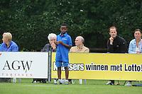 KAATSEN: BOLSWARD: 12-07-2015, Johan van der Meulen, Hylke Bruinsma en Hendrik Kootstra winnen, ©foto Martin de Jong