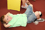 Ben Goring at Childrens Story Tme in Drogheda Library...Picture Jenny Matthews/Newsfile.ie