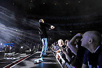 LONDON, ENGLAND - MARCH 9: Tim Booth of 'James' performing at the Royal Albert Hall on March 9, 2019 in London, England.<br /> CAP/MAR<br /> &copy;MAR/Capital Pictures