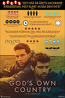 God's Own Country (2017)<br /> POSTER ART<br /> *Filmstill - Editorial Use Only*<br /> CAP/KFS<br /> Image supplied by Capital Pictures