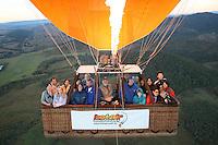 20120623 June 23 Hot Air Balloon Gold Coast