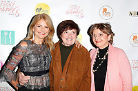 "LOS ANGELES - May 11: Lisa Bloom, Guest, Gloria Allred at ""The Pussy Grabbers Play LA"" presented by the Cote d'Azur Web Fest at the Thymele Arts Center on May 11, 2019 in Los Angeles, CA"