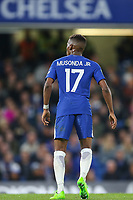 Charly Musonda of Chelsea during the Carabao Cup (Football League cup) 23rd round match between Chelsea and Nottingham Forest at Stamford Bridge, London, England on 20 September 2017. Photo by Andy Rowland.