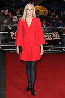 "Joely Richardson<br /> at the London Film Festival 2016 premiere of ""Snowden"" at the Odeon Leicester Square, London.<br /> <br /> <br /> ©Ash Knotek  D3181  15/10/2016"