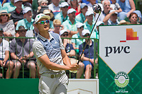 Haotong Li (CHN) during the first round at the Nedbank Golf Challenge hosted by Gary Player,  Gary Player country Club, Sun City, Rustenburg, South Africa. 08/11/2018 <br /> Picture: Golffile | Tyrone Winfield<br /> <br /> <br /> All photo usage must carry mandatory copyright credit (&copy; Golffile | Tyrone Winfield)