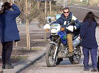 Il capo del dipartimento della Protezione Civile Guido Bertolaso