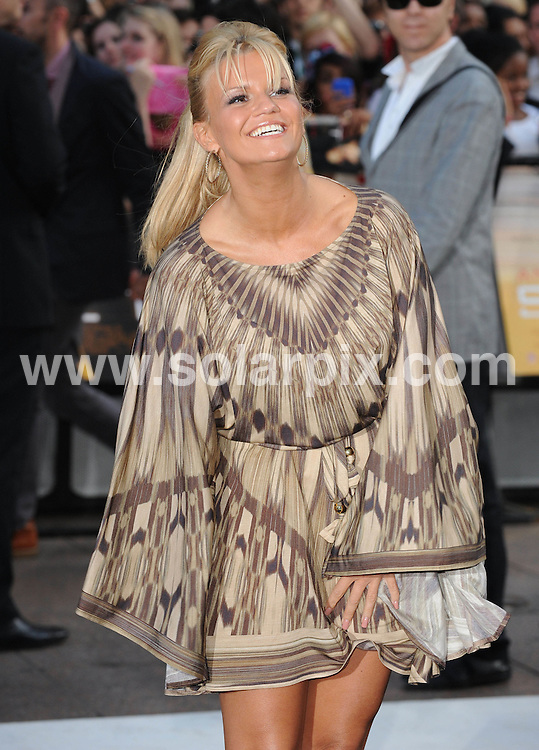 **ALL ROUND PICTURES FROM SOLARPIX.COM**.**WORLDWIDE SYNDICATION RIGHTS**.Outside arrivals at the Gala Premiere of Salt at The Empire Cinema, Leicester Square, London, UK. 16 August 2010..This pic: Kerry Katona..JOB REF: 11938 SSD     DATE: 16_08_2010.**MUST CREDIT SOLARPIX.COM OR DOUBLE FEE WILL BE CHARGED**.**MUST NOTIFY SOLARPIX OF ONLINE USAGE**.**CALL US ON: +34 952 811 768 or LOW RATE FROM UK 0844 617 7637**